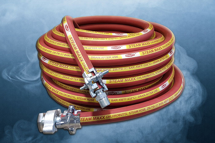 Coupling Steam Hoses